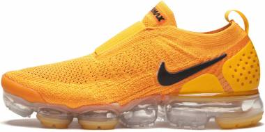 Nike Air VaporMax Flyknit Moc 2 - University Gold, Black (AJ6599700)