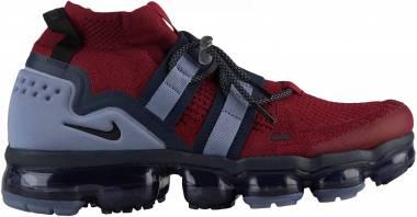 Nike Air VaporMax Flyknit Utility - Red (AH6834600)