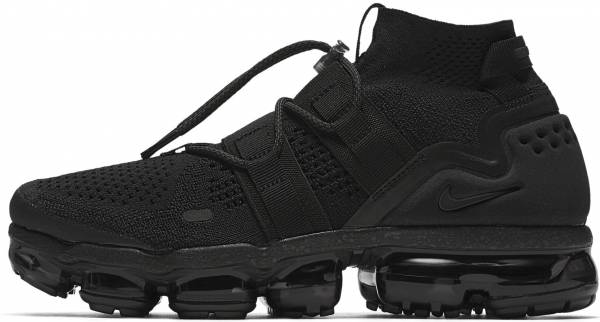 Nike Air VaporMax Flyknit Utility - Black Black Black Black 001 (AH6834001)