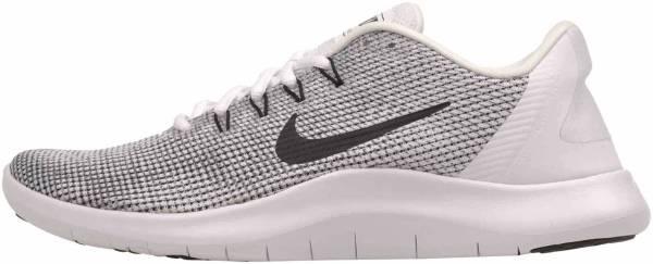 Nike Flex RN 2018 - White/Black/Cool Grey