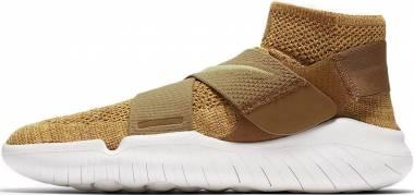 Nike Free RN Motion Flyknit 2018 - Golden Beige