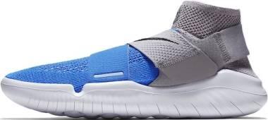 Nike Free RN Motion Flyknit 2018 - Blue (942840401)