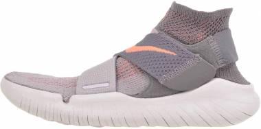 Nike Free RN Motion Flyknit 2018 - grau (942841003)