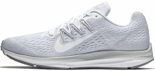 Nike Gray Running Shoes