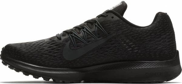 Nike Air Zoom Winflo 5 - Black/Anthracite (AA7406002)
