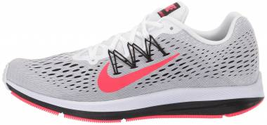 Nike Air Zoom Winflo 5 - White/Red Orbit/Pure Platinum/Cool Gray (AA7406101)