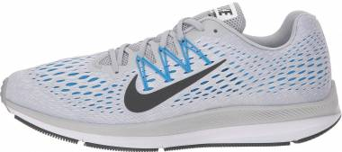 half off 61323 d523d Nike Air Zoom Winflo 5 Grey Men