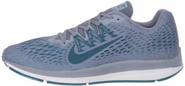 separation shoes 43ff6 de090 Nike Air Zoom Winflo 5 Multicolore (Ashen Slate Blue Force Green Abyss
