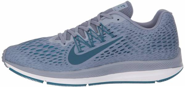 4e5b1e336 Nike Air Zoom Winflo 5 Multicolore (Ashen Slate/Blue Force/Green Abyss/