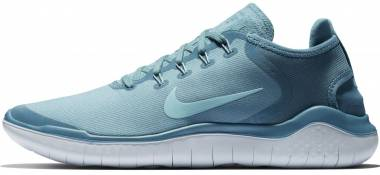 Nike Free RN 2018 Sun Blue Men