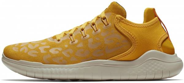 65f4df67f760 Nike Free RN 2018 Wild Yellow Ochre Oil Grey-university Gold