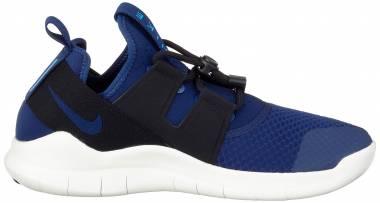Nike Free RN Commuter 2018 - Blue (Blue Void/Blue Void-black-blue Hero 400)