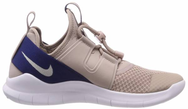Nike Free RN Commuter 2018 - Grey Diffused Taupe Guava Ice Blue Void White 200 (AA1620200)