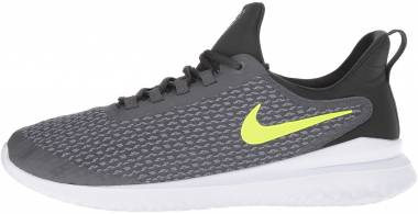 Nike Renew Rival - Dark Grey Volt Anthracite Grey