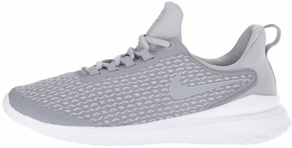 Nike Renew Rival - Stealth Wolf Grey White