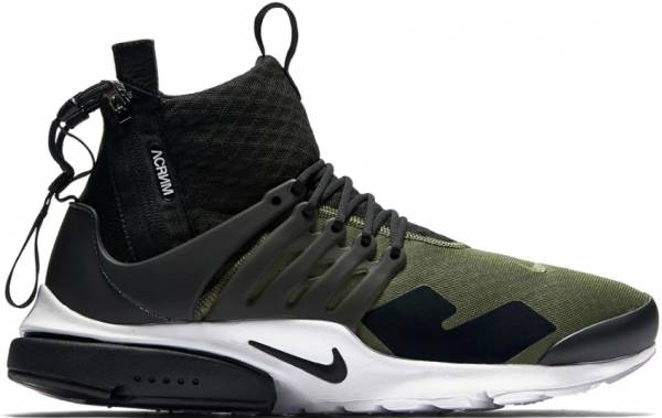 7ff518e3110d 11 Reasons to NOT to Buy NikeLab x Acronym Air Presto Mid (Apr 2019 ...
