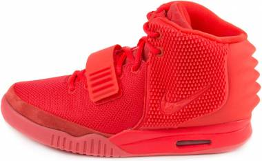 Nike Air Yeezy 2 Sp Red October - red, red