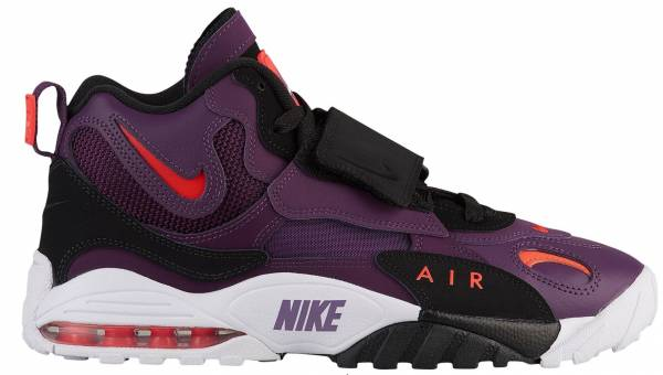 Nike Air Max Speed Turf - Multicolore Night Purple Bright Crimson White Black 500