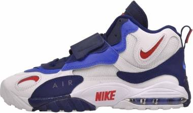 Nike Air Max Speed Turf - White, Blue Void-racer Blue-university Red