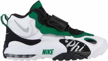 Nike Air Max Speed Turf - White/Metallic Silver/Pine Green/Black (BV1228100)