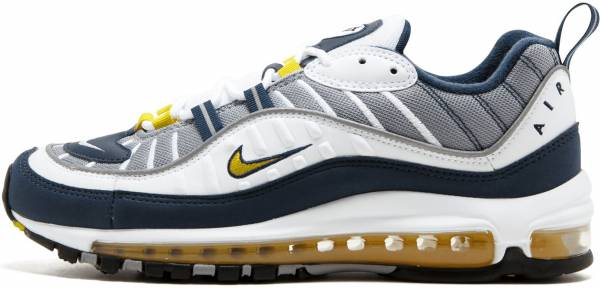 255c18340e 11 Reasons to/NOT to Buy Nike Air Max 98 Tour Yellow (Jun 2019 ...