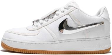 Nike Air Force 1 Travis Scott - White
