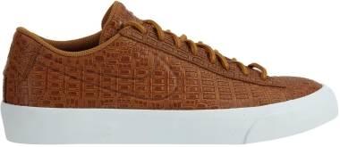 Nike Blazer Studio Low - Brown (880872700)