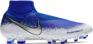 Nike Phantom Vision Elite DF Firm Ground Blue Men