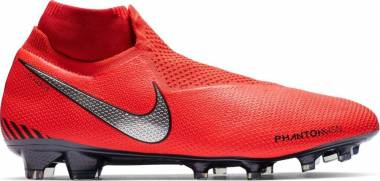 Nike Phantom Vision Elite DF Firm Ground - Red (AO3262600)