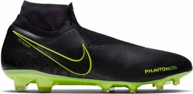 Nike Phantom Vision Elite DF Firm Ground - schwarz (AO3262007)