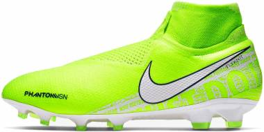 Nike Phantom Vision Elite DF Firm Ground - Volt (AO3262717)