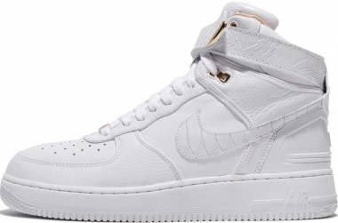 competitive price 34435 c6cf8 Nike Air Force 1 Hi Just Don white, white-white Men