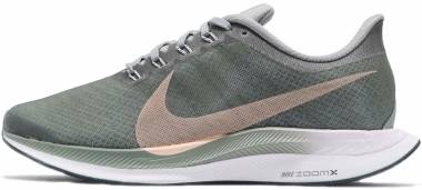 Nike Zoom Pegasus Turbo - Green Mica Green Light Silver Crimson 300 (AJ4115300)