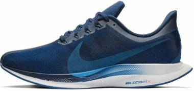 the best attitude ec8b8 7f1db Nike Zoom Pegasus Turbo Blue Men