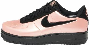 cd68601bb3f0 Nike Air Force 1 Foamposite Pro Cup Coral Stardust Black Men