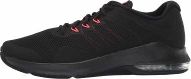 Nike Air Max Alpha Trainer Black/Black/Bright Crimson Men