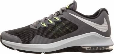Nike Air Max Alpha Trainer - Mehrfarbig Dark Grey Metallic Silver Cool Grey 006
