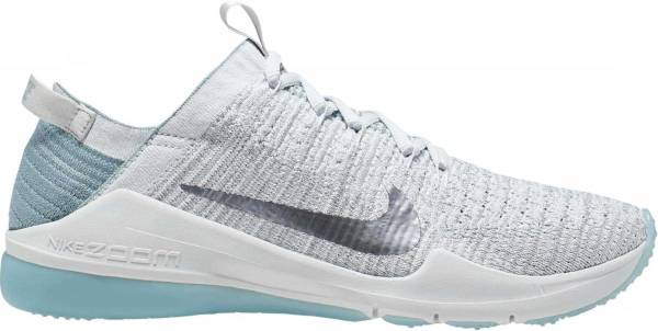 Nike Air Zoom Fearless Flyknit 2 - Ocean Cube/Metallic Cool Grey (AA1214303)
