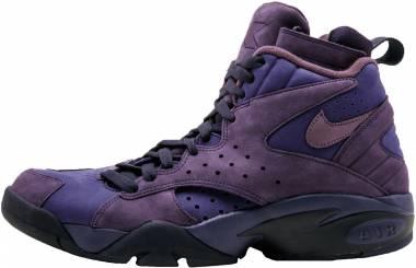 Nike Air Maestro 2 Black/Purple Men
