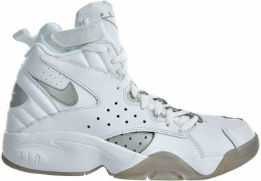 Nike Air Maestro 2 - White/Metallic Silver