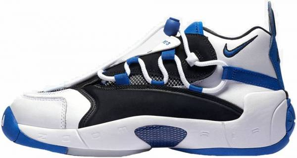 Nike Air Swoopes 2 - Multicolore White Game Royal Black 001 (917592101)