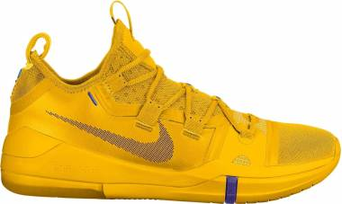 Nike Kobe AD 2018 amarillo/court purple-black Men