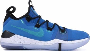 Nike Kobe AD 2018 - military blue, sunblush