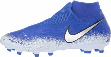 Nike Phantom Vision Academy Dynamic Fit MG Blue Men