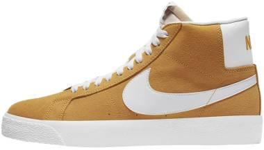 Nike SB Blazer Mid - Yellow (864349700)