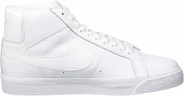 Nike SB Blazer Mid - White (864349105)