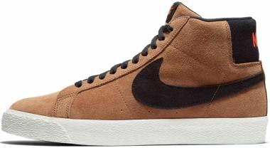 Nike SB Blazer Mid - Brown
