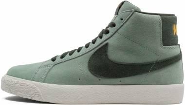 Nike SB Blazer Mid - Green (864349301)