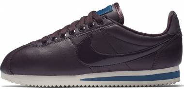 Nike Classic Cortez Leather SE - Port Wine Port Wine Space Blue