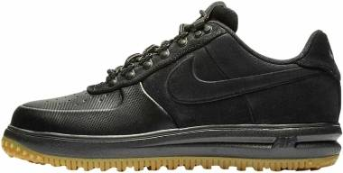 Nike Lunar Force 1 Duckboot Low - Black / Gum